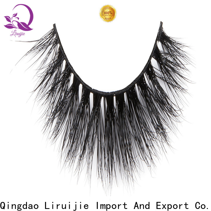 Liruijie High-quality mink eyelashes reviews for business for extensions