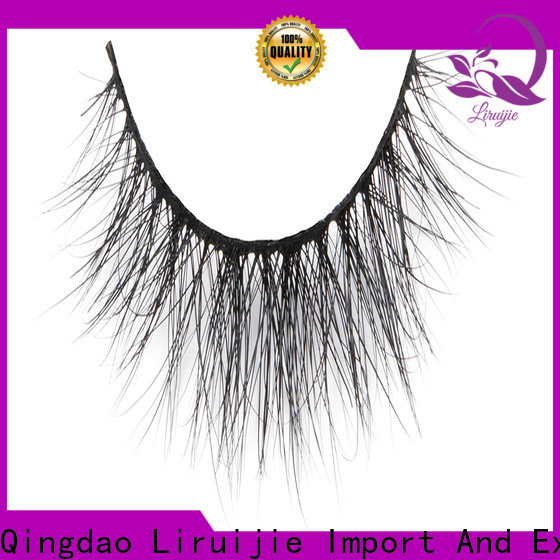 Liruijie High-quality mink lash supplies for business for small eyes