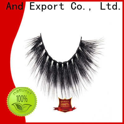 Liruijie High-quality synthetic mink eyelashes manufacturers for round eyes