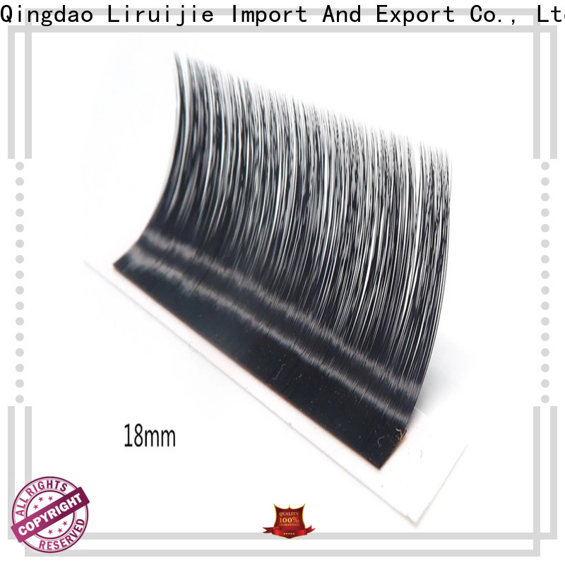 Liruijie Latest w lashes suppliers factory for small eyes