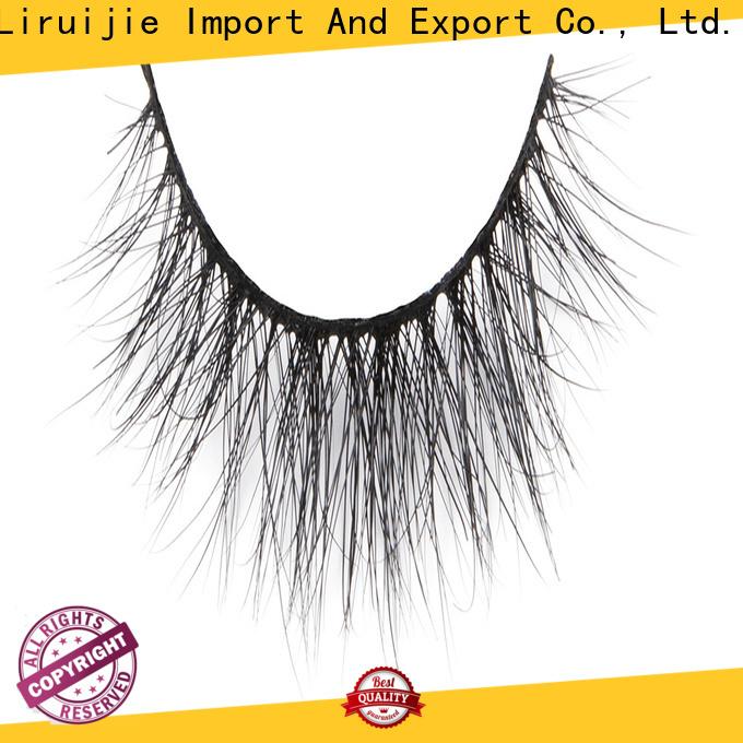 Liruijie New siberian mink eyelashes for business for sensitive eyes