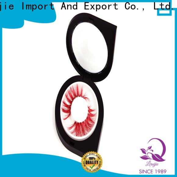 Liruijie Custom strip lashes wholesale company for eyelash extensions