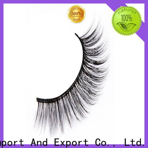 Latest synthetic eyelash 3d manufacturers for Asian eyes