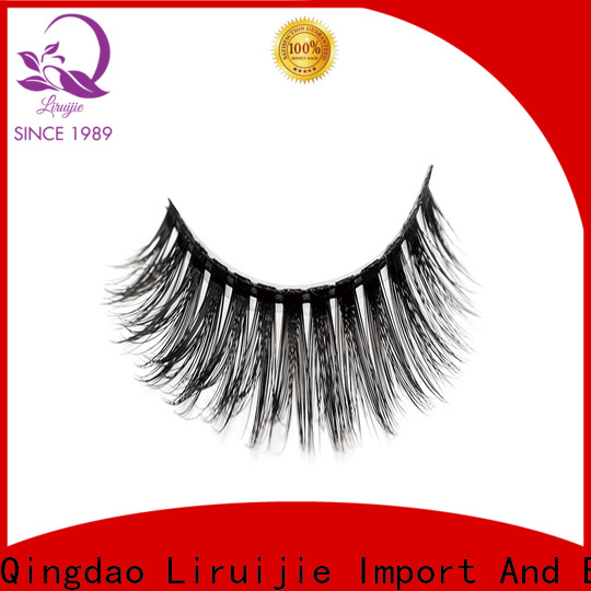 Liruijie High-quality eyelashes supplier factory for round eyes