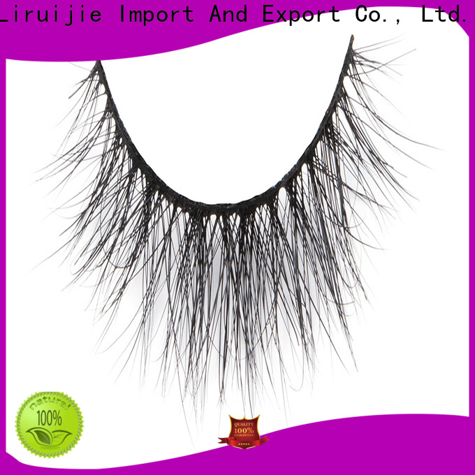 Custom faux mink lash extensions fake for business for small eyes