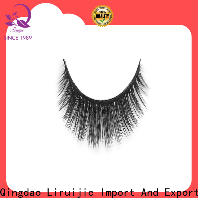 Liruijie Best lashes supplier supply for Asian eyes