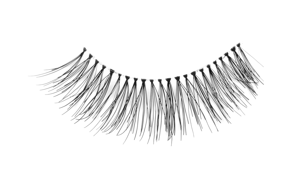 Custom Wholesale Real Human Hair Eyelashes Factory