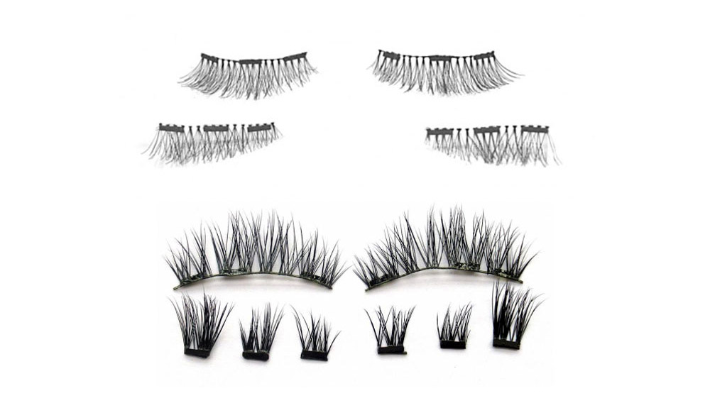 Wholesale false eyelashes for sale manufacturers for almond eyes-1
