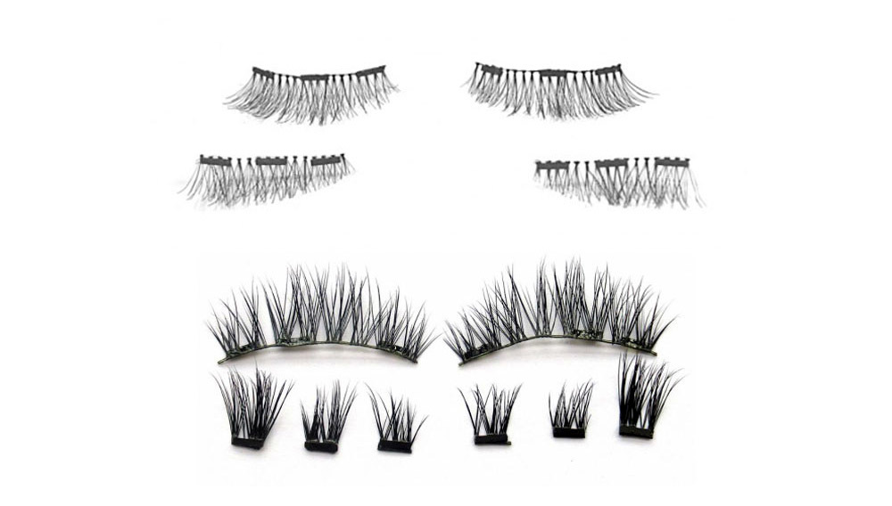 Wholesale Magnetic Eyelashes Fake Lashes Suppliers