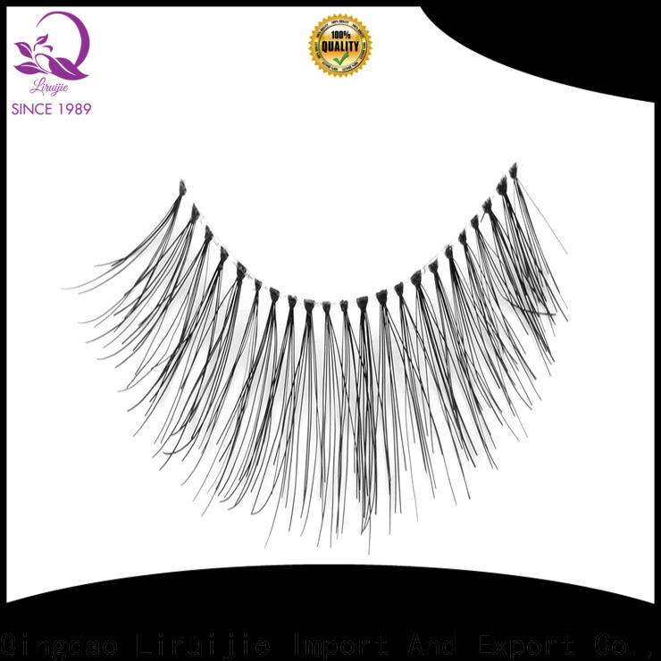 Liruijie New mink eyelashes wholesale uk manufacturers for Asian eyes