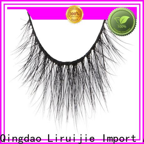 Liruijie Best get minked lashes factory for beginners