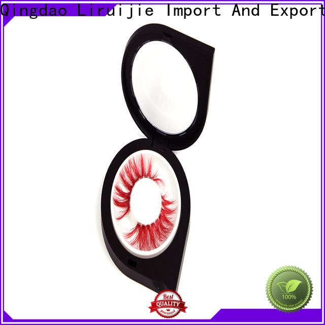 Liruijie magnetic wholesale false eyelashes supplier for business for fake eyelash