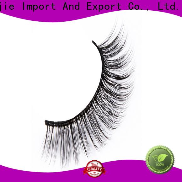 Liruijie Custom professional false eyelashes company for almond eyes
