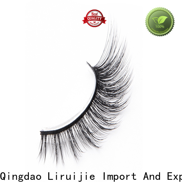 Liruijie false professional false eyelashes suppliers for beginners