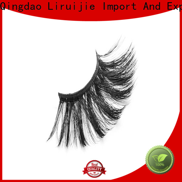 Liruijie High-quality long lasting false eyelashes manufacturers for Asian eyes