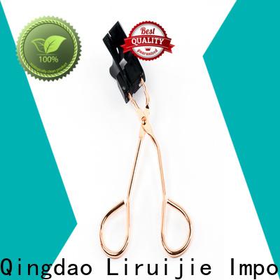 Liruijie Wholesale trim heated eyelash curler for business for beginners