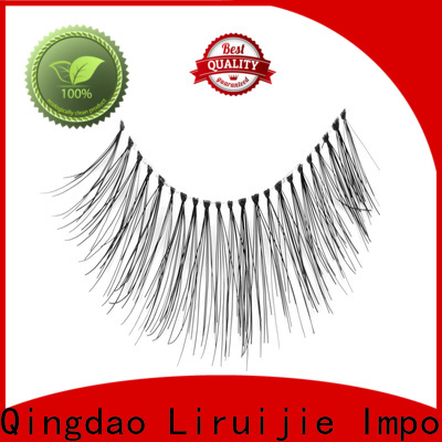 New faux mink eyelash extensions suppliers supply for small eyes