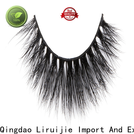 Latest mink fur eyelashes series supply for extensions