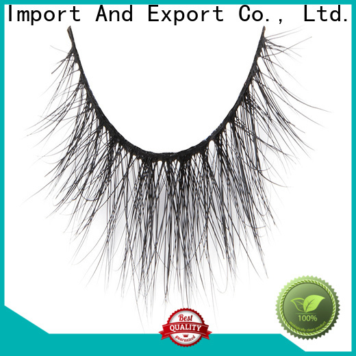 Liruijie lashes real mink fur eyelashes suppliers for extensions
