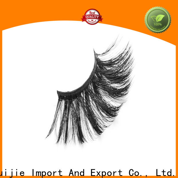Liruijie Best fashion eyelashes wholesale for business for round eyes