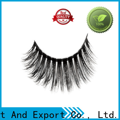 Liruijie New synthetic eyelashes manufacturers factory for Asian eyes