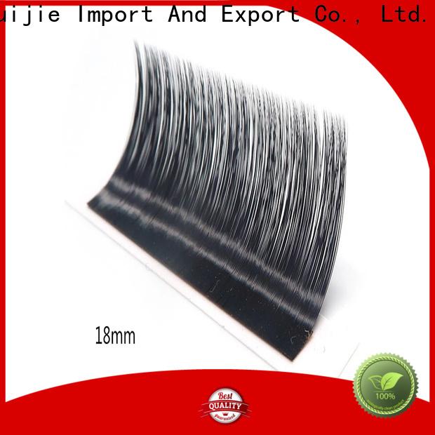 Liruijie mink eyelash extensions long manufacturers for beginners