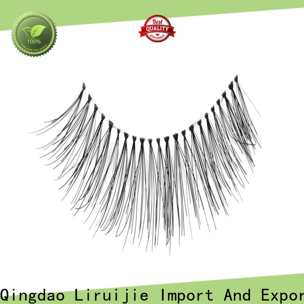 Liruijie New most natural eyelash extensions factory for small eyes
