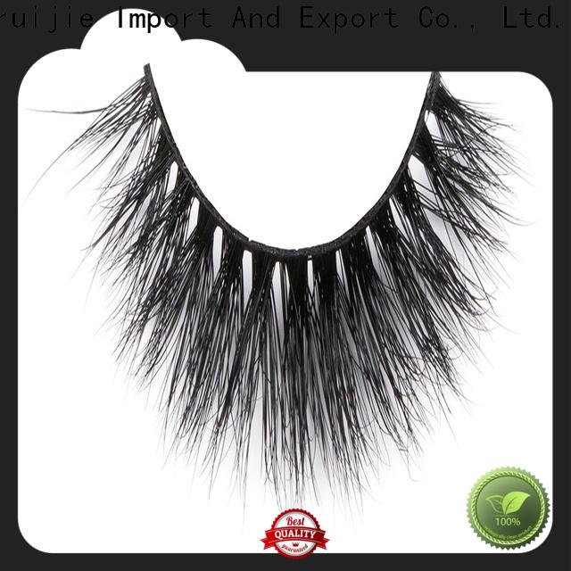 Liruijie Custom buy real mink eyelash extensions factory for small eyes