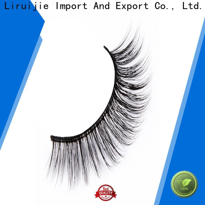 Liruijie Wholesale good false eyelashes suppliers for round eyes