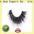 Top false eyelashes wholesale faux supply for Asian eyes