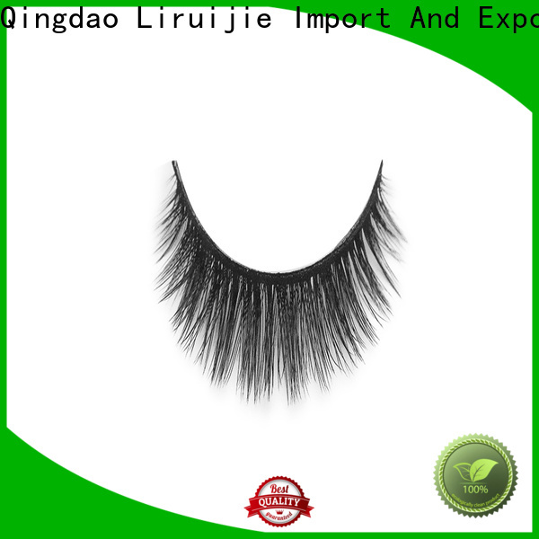 Liruijie Latest synthetic eyelash for business for round eyes