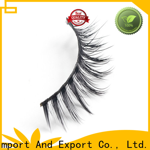 Liruijie magnetic individual eyelashes wholesale factory for beginners