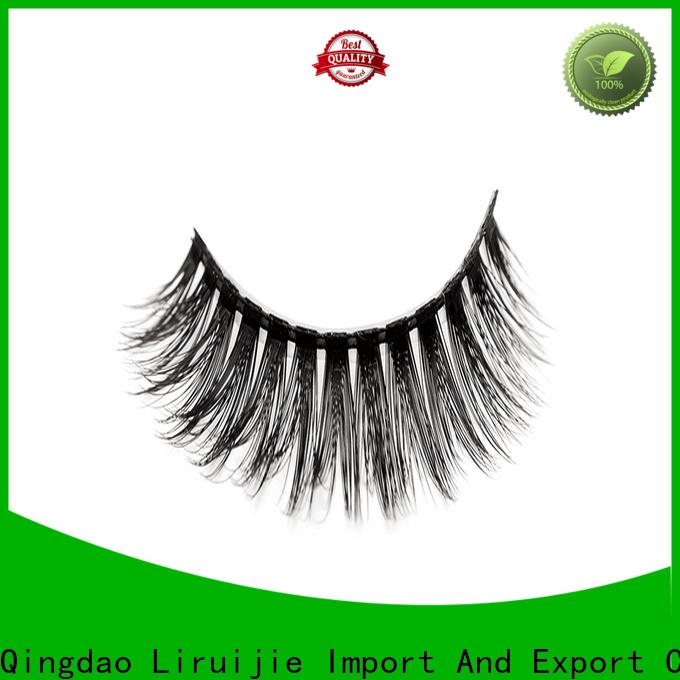 Liruijie lashes fashion eyelashes wholesale factory for Asian eyes