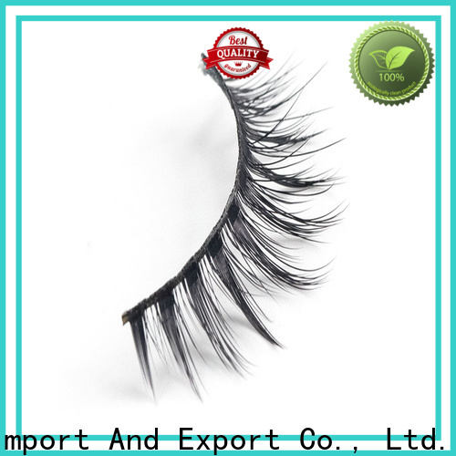 High-quality fashion eyelashes wholesale fluffy suppliers for almond eyes