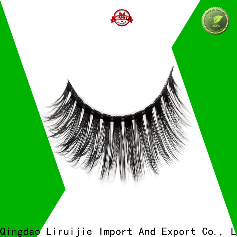 Top wholesale lash supplies 3d factory for round eyes