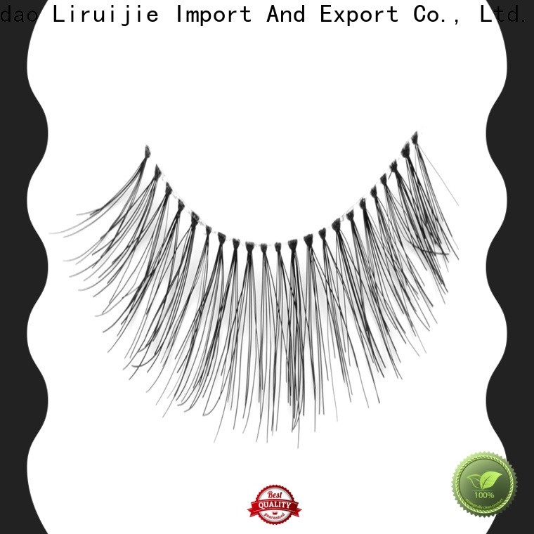 Liruijie eyelash extensions products suppliers for business for Asian eyes