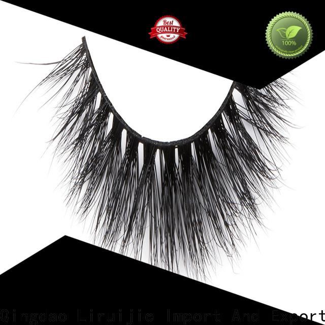 Liruijie Latest 100 mink eyelash extensions suppliers for beginners