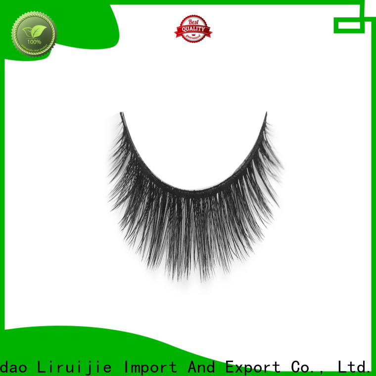 High-quality synthetic eyelashes yh manufacturers for Asian eyes