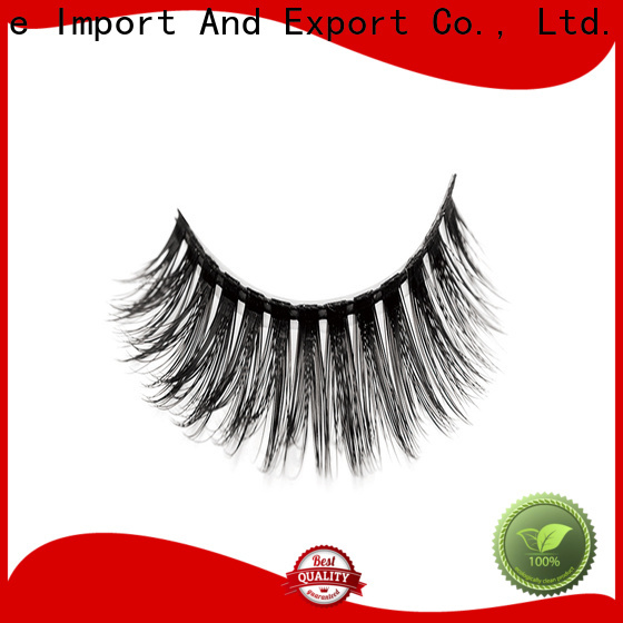 Liruijie deep lashes supplier factory for almond eyes
