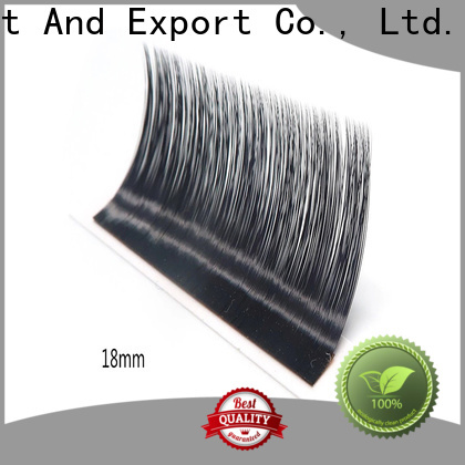 Liruijie Wholesale lash out eyelash extensions factory for straight lashes