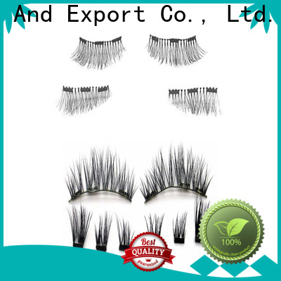 High-quality eyelash extension supplies korea company for almond eyes