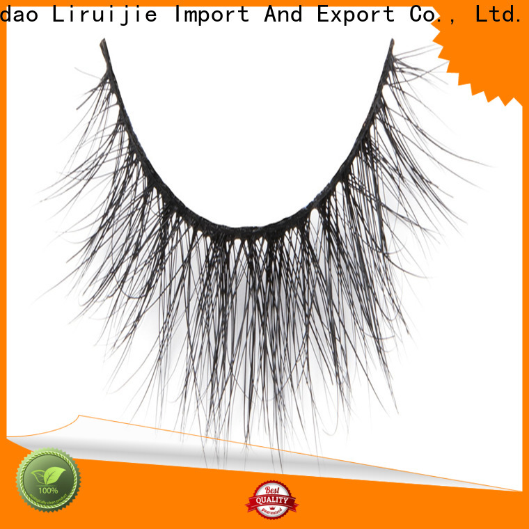 Liruijie Top short mink eyelashes suppliers for extensions