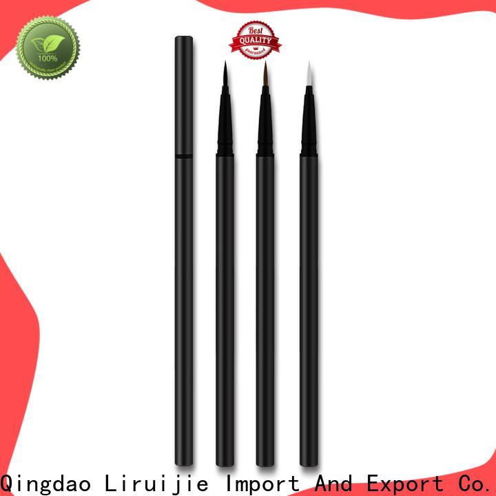 Liruijie most waterproof eyeliner crayon factory for sensitive eyes