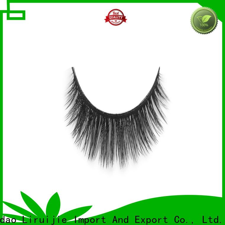 Liruijie wave professional false eyelashes supply for beginners