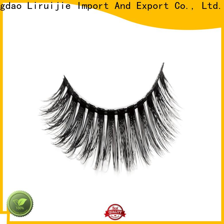 Liruijie highend eyelash kits wholesale company for almond eyes