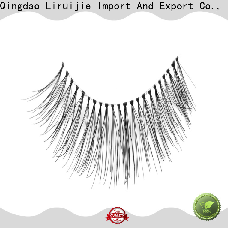 Liruijie New eyelash extension supplies korea for business for Asian eyes