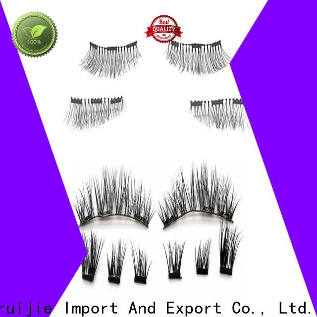 Liruijie mink eyelashes price company for round eyes