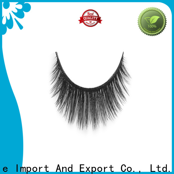 Liruijie deep synthetic magnetic eyelashes suppliers for beginners