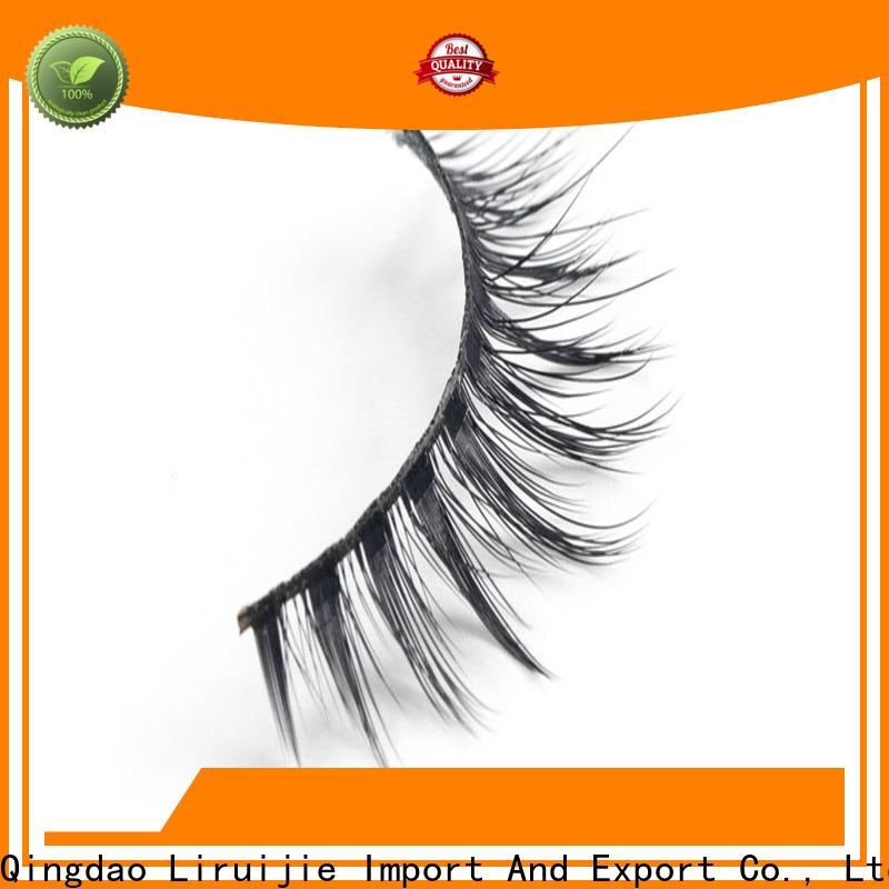 Liruijie costeffective synthetic eyelash suppliers manufacturers for beginners