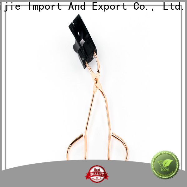 Wholesale eyelash curler with spring eyelash company for fake eyelashes
